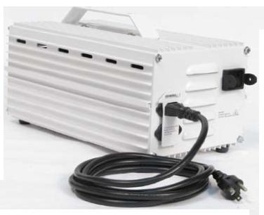 Harvest Pro™ Switchable 1000 Watt Remote Ballast