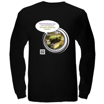 Horticulture Source Long Sleeve Men's T-Shirt