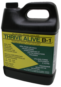 Thrive Alive Green. 1 Liter