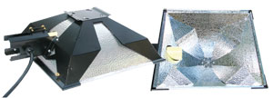 LumenMax� Elite Single Ended Mogul Base Reflector
