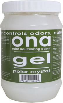 Ona Gel - Polar Crystal Scent (1 Qt)