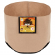 Gro Pro Essential Round Fabric Pot-Tan 10 Gallon