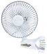 "AIR KING® 6"" - 2 SPEED CIRCULATING CLIP ON FAN"