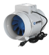 Blauberg  Inline Mixed Flow Fan 8""