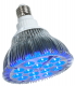 powerPAR LED Bulb - Blue 15W/E27