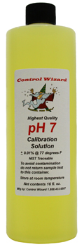 pH 7 Buffer Solution. 16 fl oz
