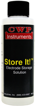 CWP Instruments Store It! Electrode Storing Solution. 16 fl. oz.