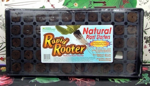 Rapid Rooter Kit. 50 plug tray