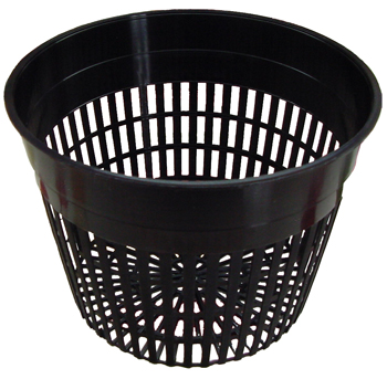 Round Net Pot. 6 in