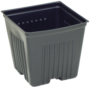 Plastic Dura-Pot. 3.5 in