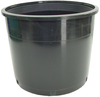 Plastic Pot. 12.5 in top x 10 in high