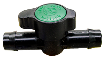 Plastic Valve. 1/2 in