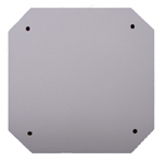 Control Wizard Products' Solid Block Out Plate