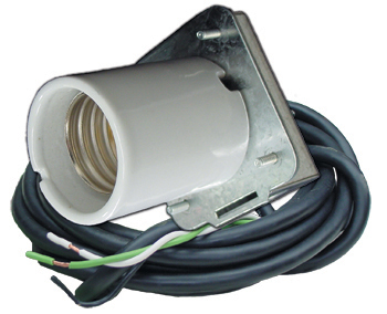Socket Assembly with Lamp Cord.