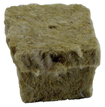 Rockwool Grow Cubes (AO 50/40) 50 Cube Sheet. 2 in X 2 in x 1.5 in