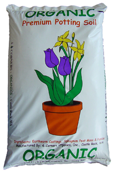 Potting Soil. 1 cu ft