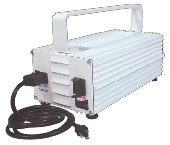 1000w 120v Sun Systems I High Pressure Sodium Ballast.