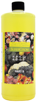 VITA GROW LIQUID 'SUPER GROW' QUART