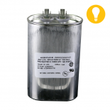 dl-101555 AEROVOX USA MADE 1000W HPS/MH 26UF/525V Capacitor