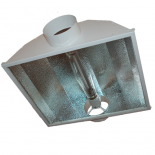Air Cooled Reflector-6 in. with Hinged Door/Reflective German Aluminum