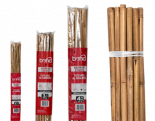 Bond Natural Bamboo Stakes 4ft (25/Bag)