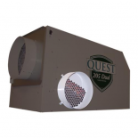 310784 Quest Supply Air Duct Collar for Overhead Style Dehumidifier