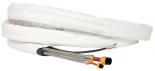 700571 Ideal-Air ReFlex Line Set 3/4 in x 1/2 in x 15 ft Insulated w/ Interconnecting Wire (6/Cs)