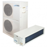 Ideal-Air 3 Ton DriFecta Mega-Split 208/230V 1ph 36,000 BTU Dehumidification, Heating and Cooling