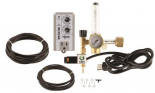 702718 Titan Controls Deluxe CO2 Regulator Kit w/ Timer