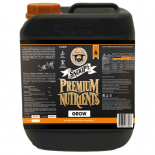 705492 Snoop's Premium Nutrients Grow A Non-Circulating 20 Liter (Soil and Hydro Run To Waste) (1/Cs) (Special Order)