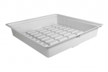 Duralastic 3ft x 3ft ID White Tray