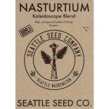 709126 Nasturtium - Kaleidoscope Mix  OG (Case of 6)