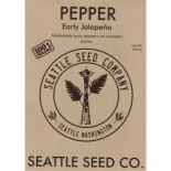 709131 Pepper - Early Jalapeno OG (Case of 6)