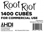 714133 Root Riot Replacement Cubes - 1400 Cubes