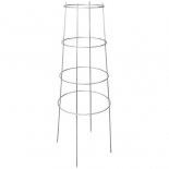 Grower's Edge High Stakes Inverted Tomato Cage - 4 Ring - 44 in