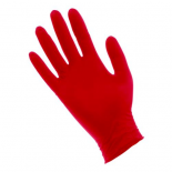 Red Lightning Powder Free Nitrile Gloves X-Large (100/Box)