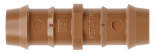 747625 Hydro Flow / Netafim 17 mm Insert Coupling (Bag of 25)