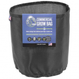 Gro Pro Elite 3 Gallon Black Commercial Grow Bag (100/Cs)