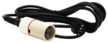 15' LAMP CORD W/SOCKET