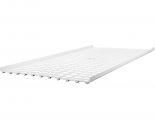 Active Aqua Infinity Tray with Drain, 8'x4'