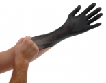 Black Lightning Gloves, XXL