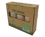 Trypack Outdoor, pack of 3 - 250 ml