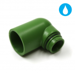 FloraFlex Flora Pipe Fitting 1'' Elbow