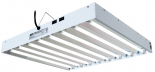EnviroGro T5 2FT 8 Tube Fixture w/bulbs