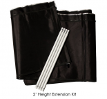 2' Extension Kit 10' x 20' Gorilla Grow Tent (Special Order)
