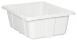 hf-HGRES20PWB 20 Gal Premium White Reservoir Bottom
