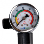 Stealth RO100/200 Pressure Gauge/Fitting Assembly