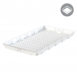 4x8 White X-Trays Flood Table