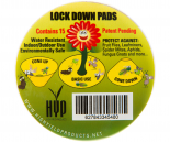 "High Yields Lock Down Pads, 3"", pack of 15"