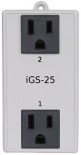 2 Controlled 120 Vac Outlet, IGS-25 Replacement (SPECIAL ORDER)